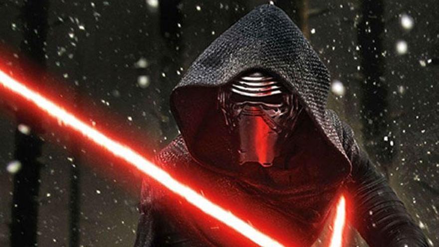 Así será la nave de Kylo Ren en Star Wars 8
