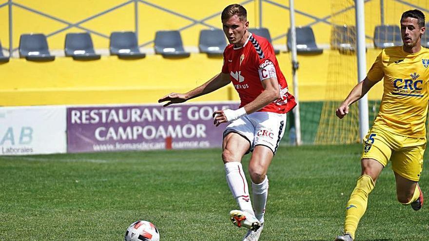 El Murcia no puede con el Orihuela antes de la comenzar la segunda fase (1-0)