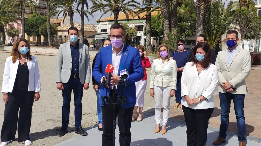 Conesa exige a la Comunidad que convoque ayudas con fondos estatales como en Valencia