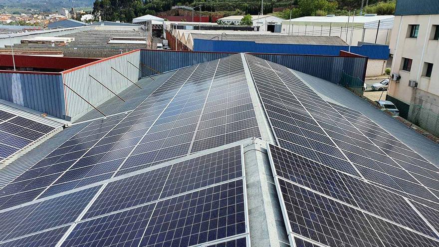 La textil Hilaturas Sanchís apuesta por la energía fotovoltaica con dos plantas solares