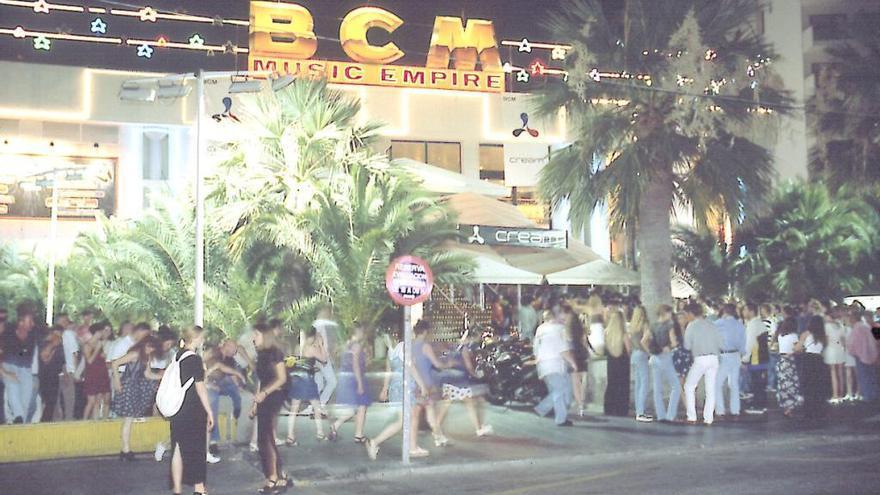 Disco BCM in Magaluf öffnet wieder