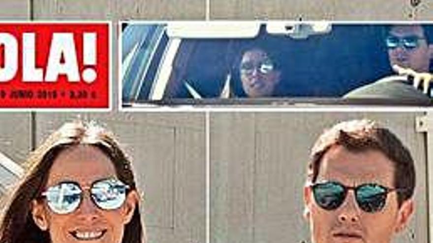 Albert Rivera confirma su relación con Malú y ocupan portadas en la prensa rosa