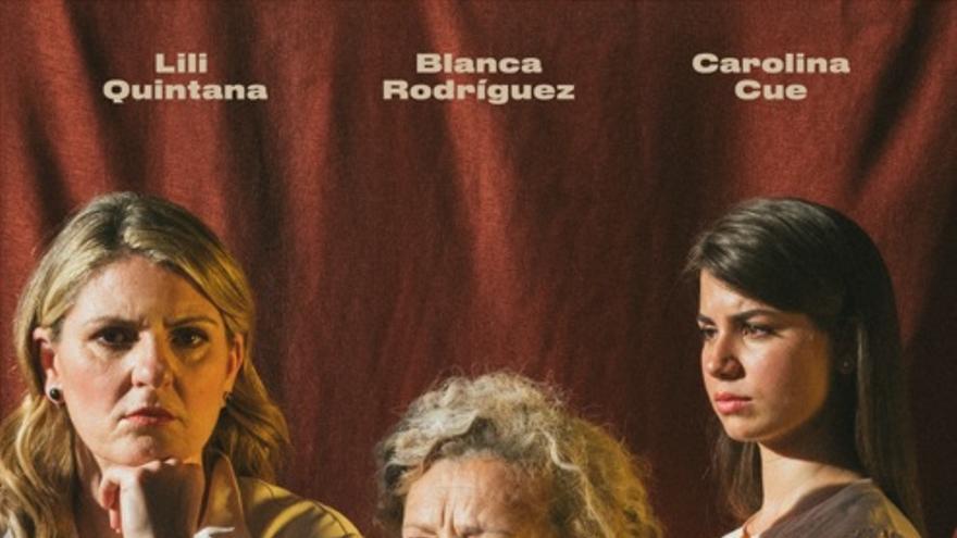 «Tres mujeres» de Cyrano Producciones