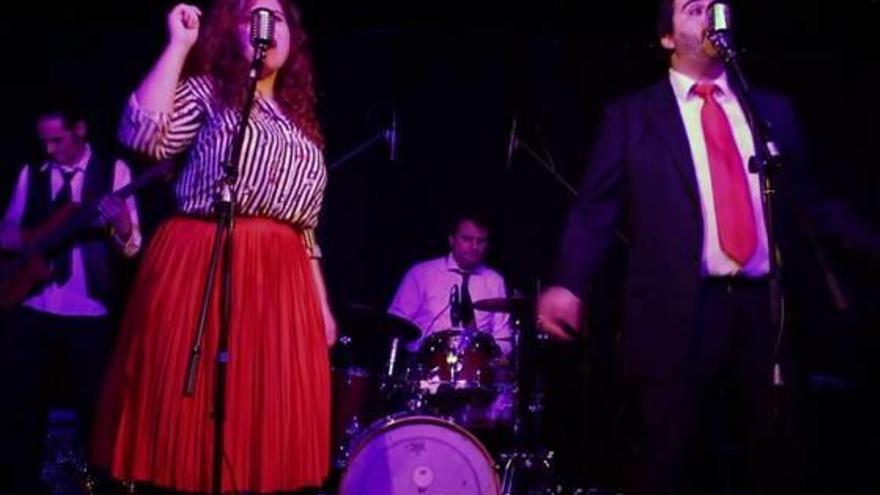 Amy & Joe band