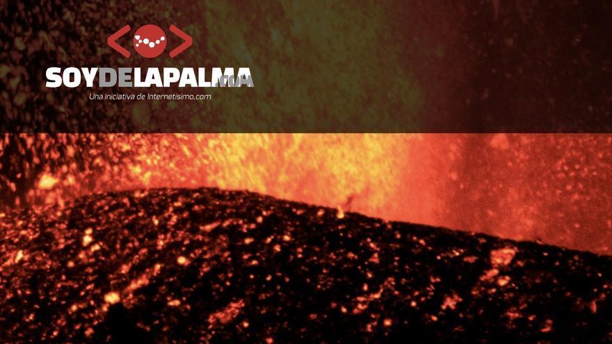 Una web para canalizar las ayudas para los damnificados en La Palma