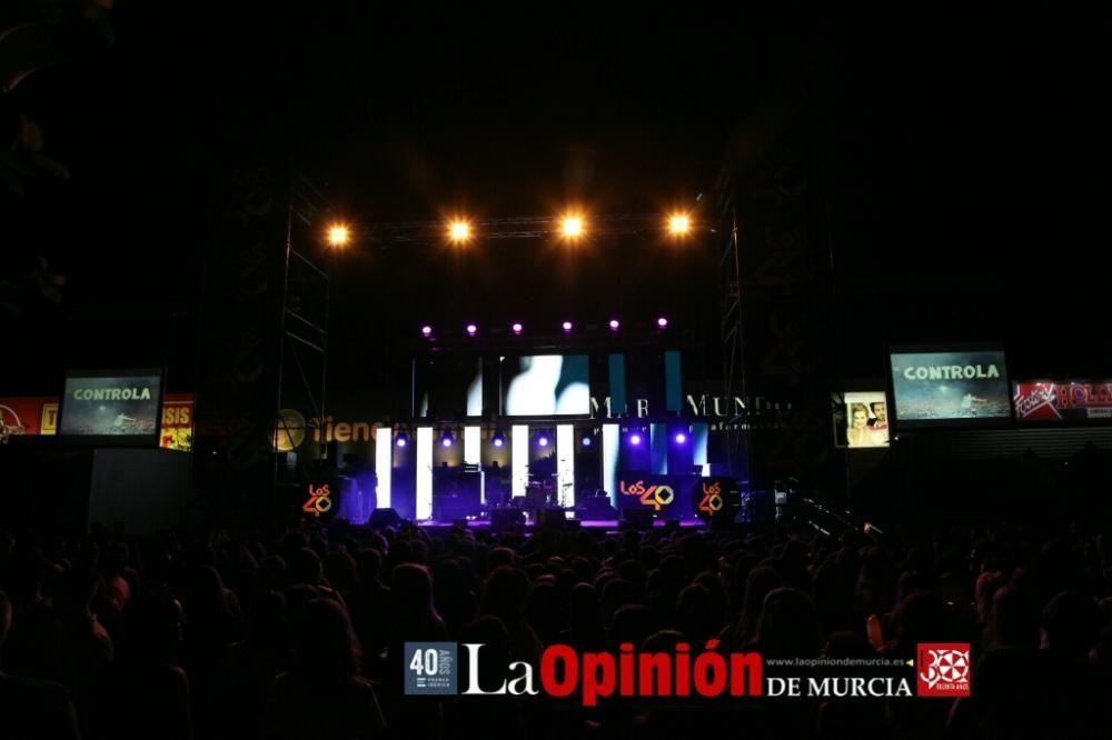 Concierto de la Romería Murcia 40Pop