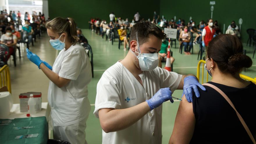 Castilla y León anota 145 nuevos contagios por COVID