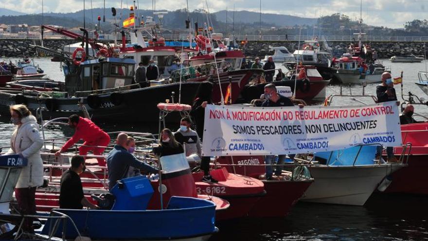 Pesca limita a 3,9 millones la subvención a toda la flota para instalar cámaras a bordo