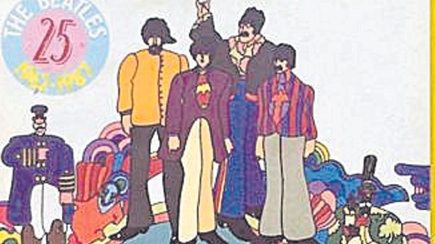 Yellow Submarine, de The Beatles