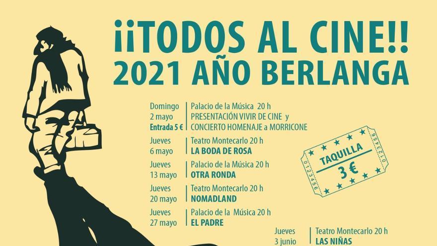 Buñol homenajea a Berlanga en su festival anual de cine