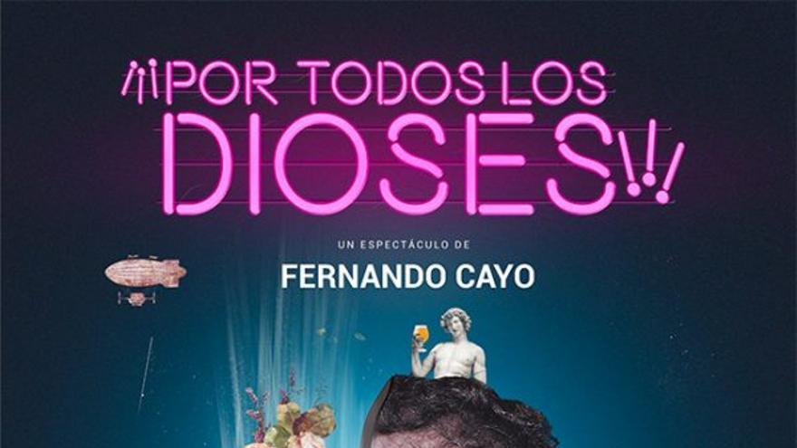 ¡¡¡Por todos los dioses!!! de Fernando Cayo