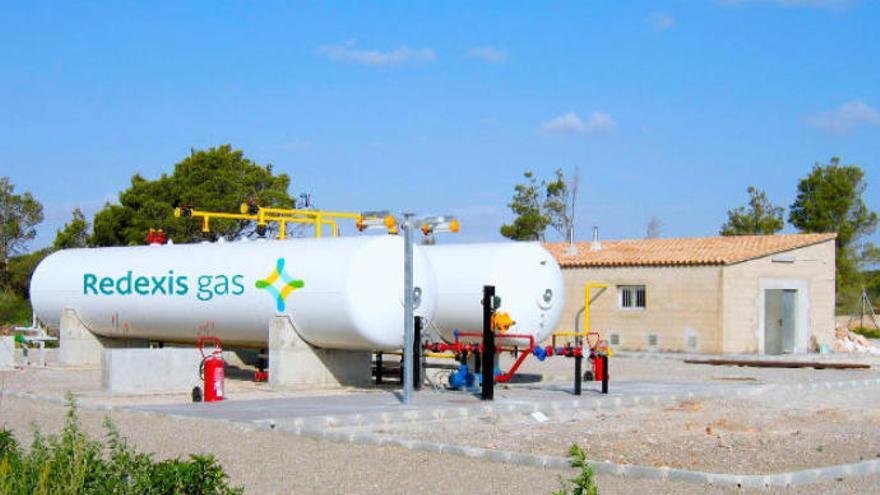Morales recurre a la CNMC para intentar neutralizar el proyecto de gas ciudad