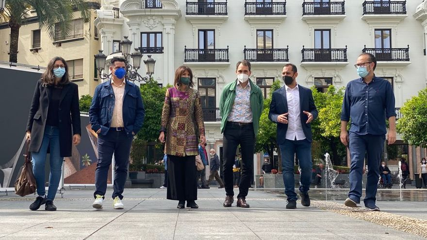 Unidas Podemos pide investigar las 'contrataciones exprés' de la Junta y las compara jurídicamente con el caso de los ERE