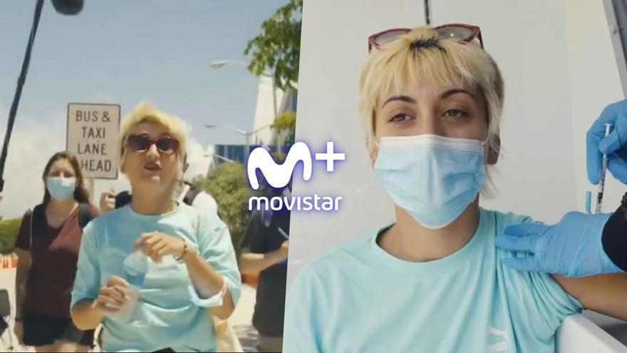 Movistar+ muestra un adelanto de lo nuevo de Susi Caramelo, que viaja a Estados Unidos para vacunarse