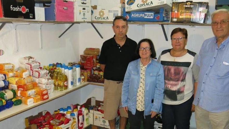 La Operación Kilo recoge donaciones