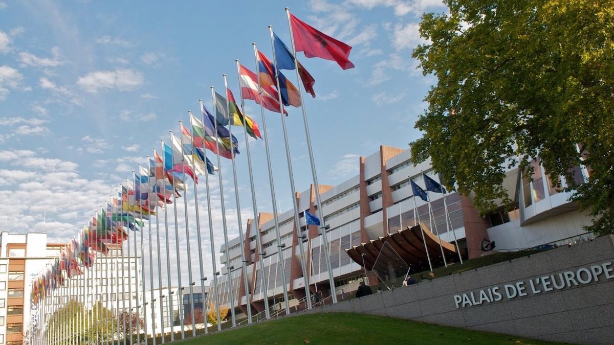Sede del Consejo de Europa en Estrasburgo