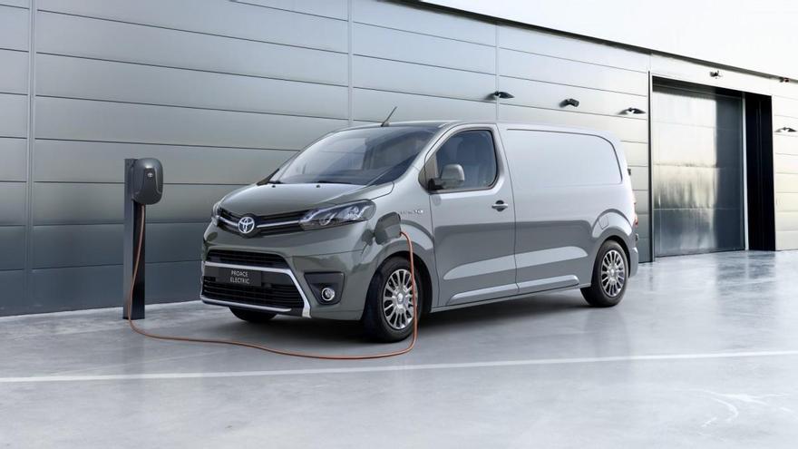 Toyota inicia la preventa de la Proace Electric Van, su nueva furgoneta eléctrica