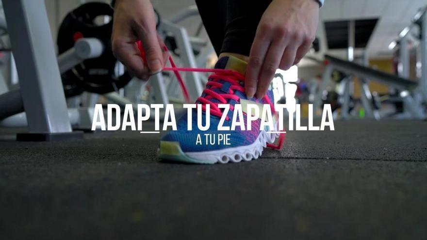 Vida Equilibrium | Capítulo 5: Adapta tu zapatilla a tu pie