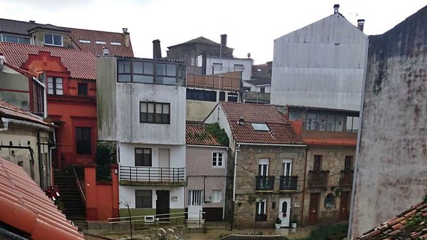 Vecinos de Vilaxoán sopesan movilizarse por los problemas de seguridad vial