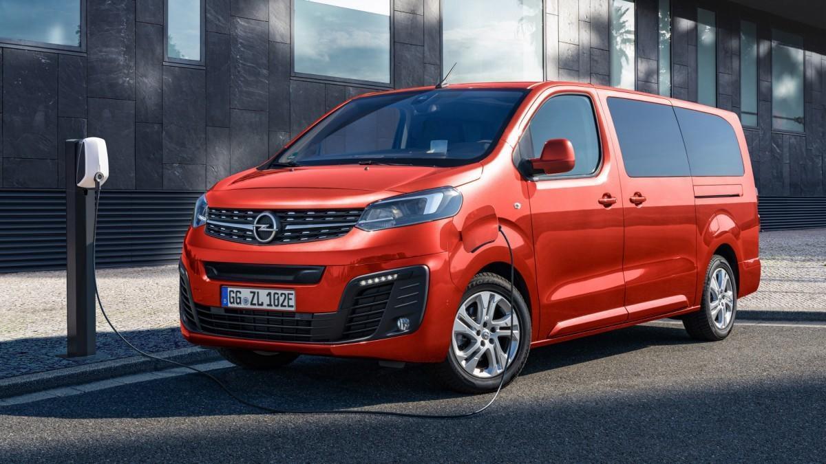 Grupo PSA lanza su nueva gama de furgones eléctricos