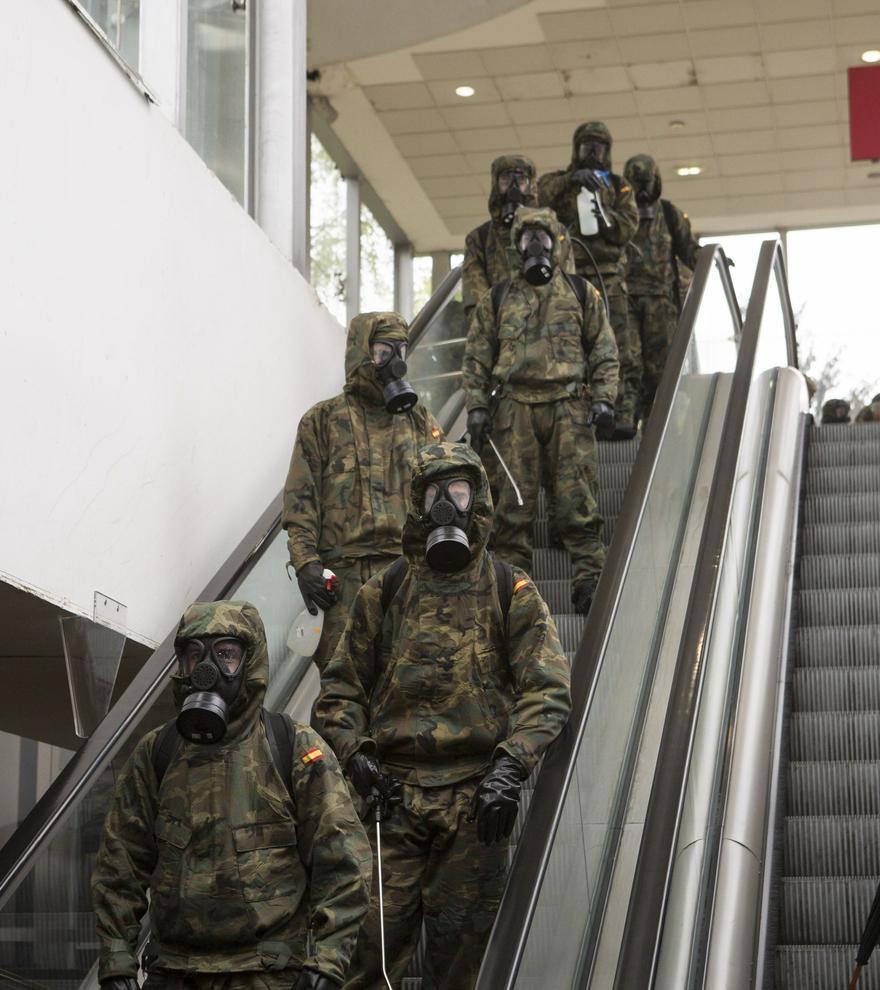 Un año de pandemia en Asturias: relato en imágenes de doce meses infaustos
