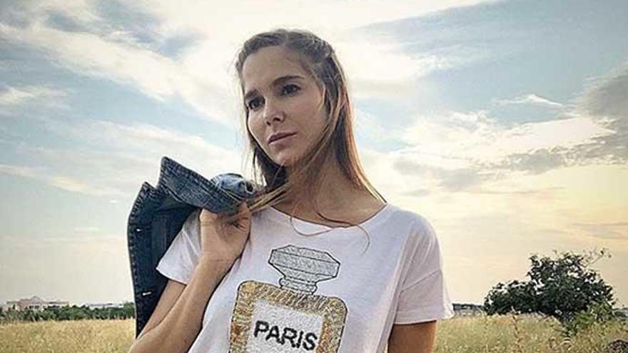 La aplaudida reflexión de Natalia Sánchez al anunciar el sexo de su bebé