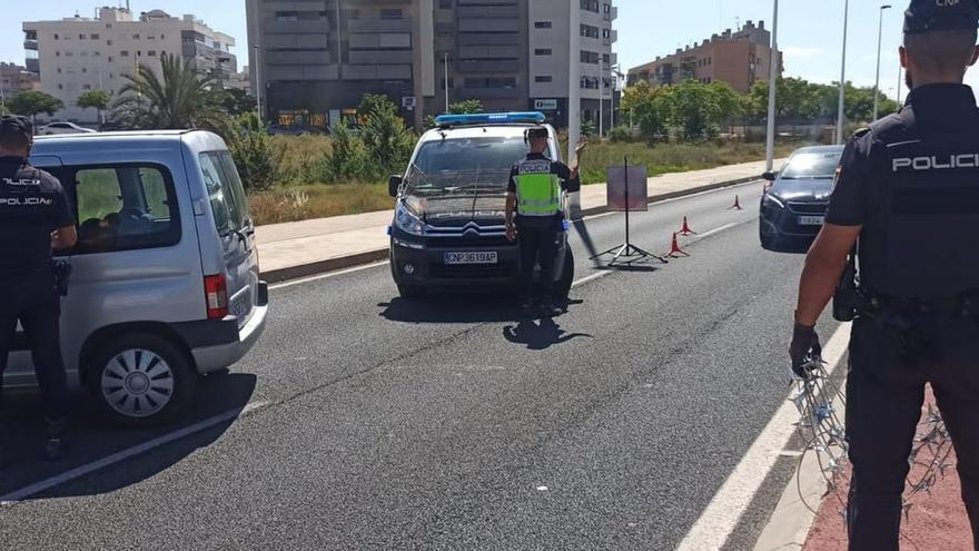 """Detenido en Elche un fugitivo belga por traficar con 500 kilos de """"maría"""" desde España a Alemania"""