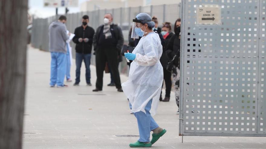 9.579 contagios y 93 muertes por coronavirus en la Comunitat Valenciana