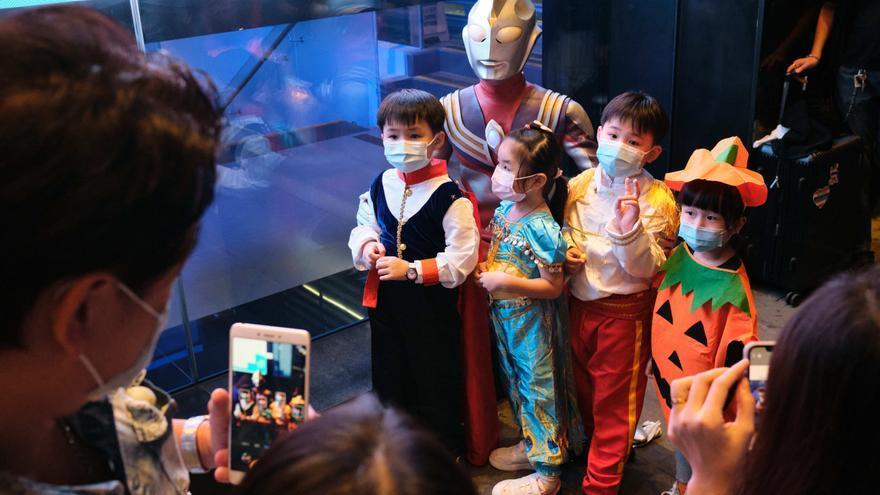 Los mejores disfraces de Halloween para niños