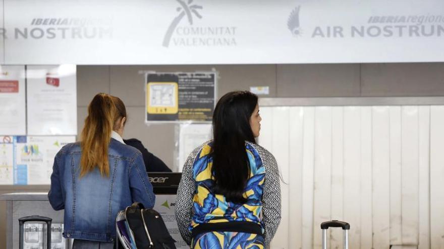 Air Nostrum y el Sepla llegan a un acuerdo que pone fin a la huelga de pilotos