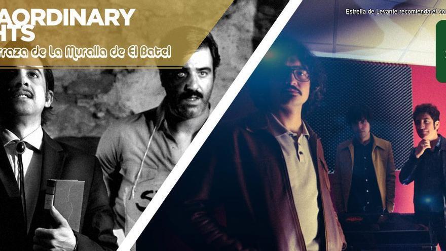 Xtraordinary Nights - Guadalupe Plata + Bigote Chino