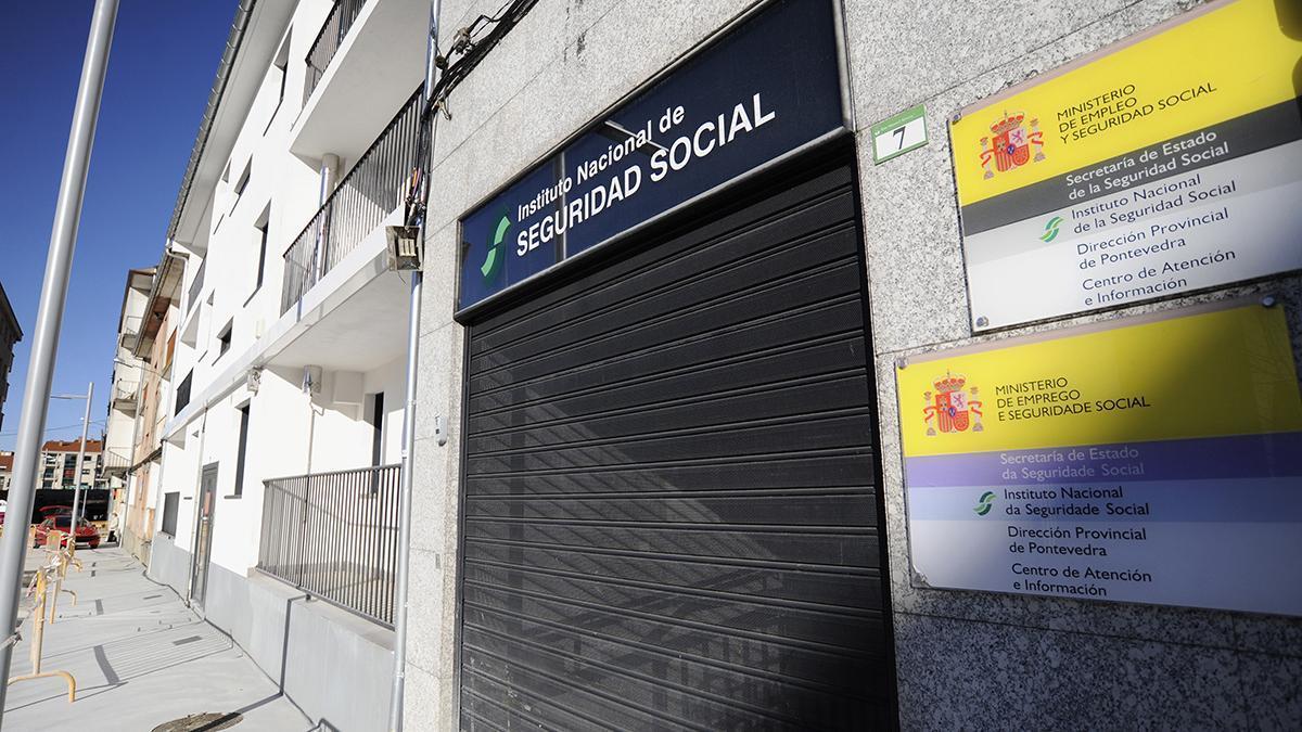 Oficina de la Seguridad Social en Galicia