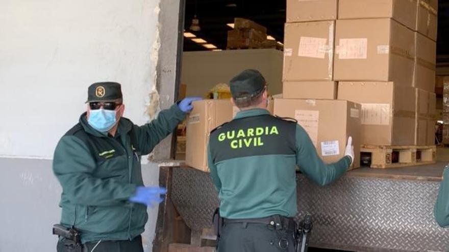 Investigadas 20 personas por gestión irregular de residuos de coronavirus