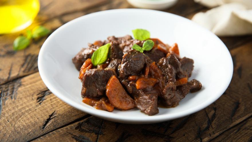 Curry-Lamm-Ragout