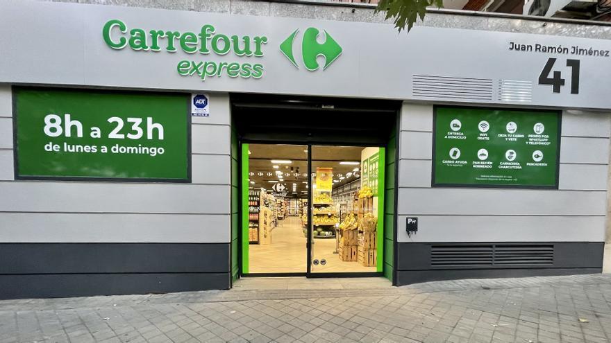 Carrefour Express aconsegueix les 1.000 botigues