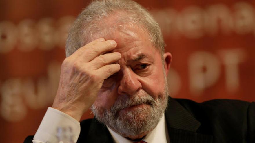 Lula da Silva, condenado a 9 años y medio por corrupción