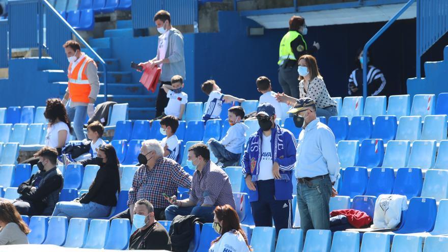 El Real Zaragoza y la no vuelta del público a La Romareda