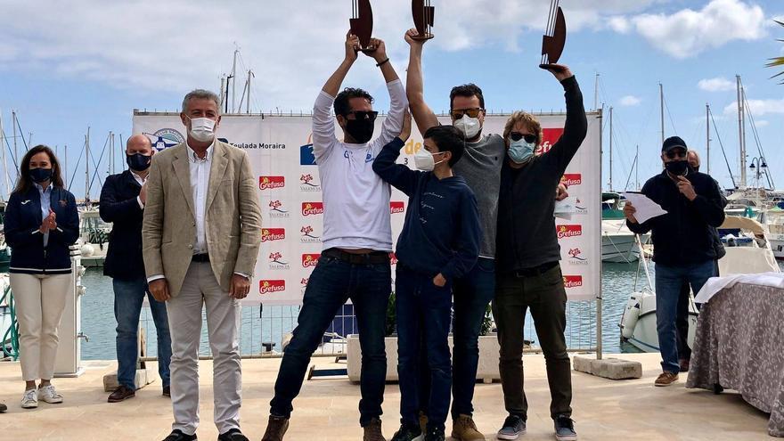 Doblete del Real Club de Regatas de Cartagena en las  en las 300 Millas A3