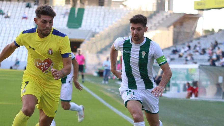 El Lorca Deportiva cae ante el Córdoba dando una buena imagen