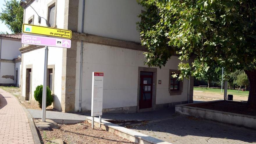 El albergue de peregrinos cierra sus puertas hasta el mes de marzo