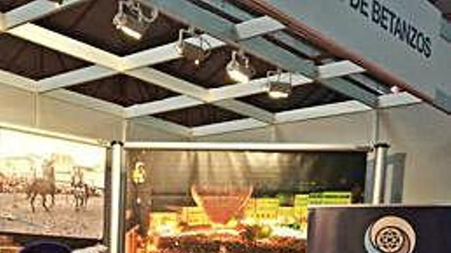 Betanzos se vende en el Salón Turístico de Galicia en Silleda