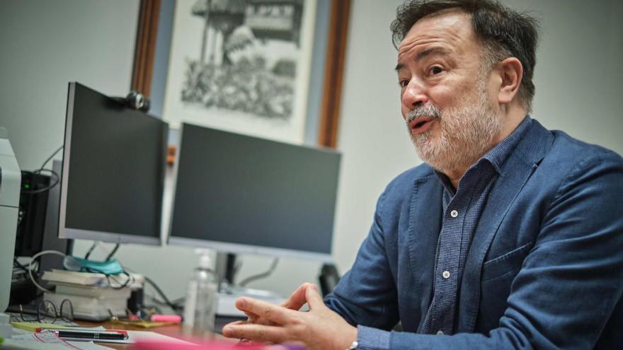 Dimite José Gregorio Martín Plata como consejero del Cabildo de Tenerife