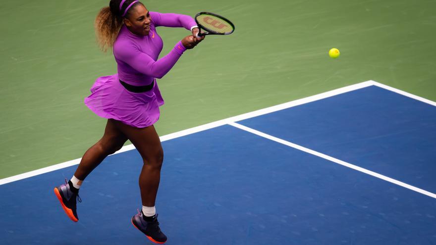 Serena Williams no jugará el US Open por lesión