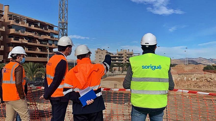 Arenales y El Altet contarán en abril con un nuevo depósito de agua potable