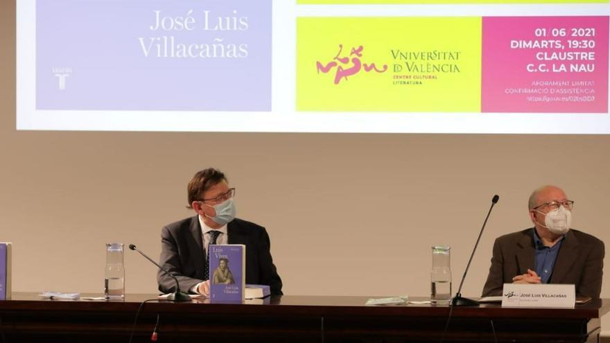 Ximo Puig propone a la Comisión Europea declarar 2022 como 'Año Europeo del Estado del Bienestar'