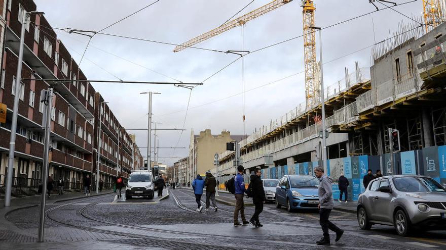 Irlanda recomienda cancelar los planes de viajes
