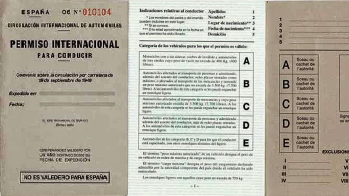 Qué es y cómo conseguir el permiso internacional de conducir