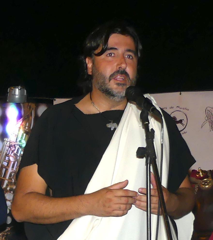 José Antonio Meca Martínez: «Percibo en los festeros mucha ansia y felicidad por vivir otra vez las fiestas»