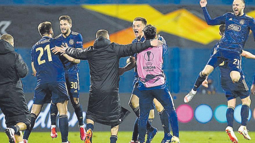 Así juega el Dinamo de Zagreb, el rival del Villarreal en Europa League