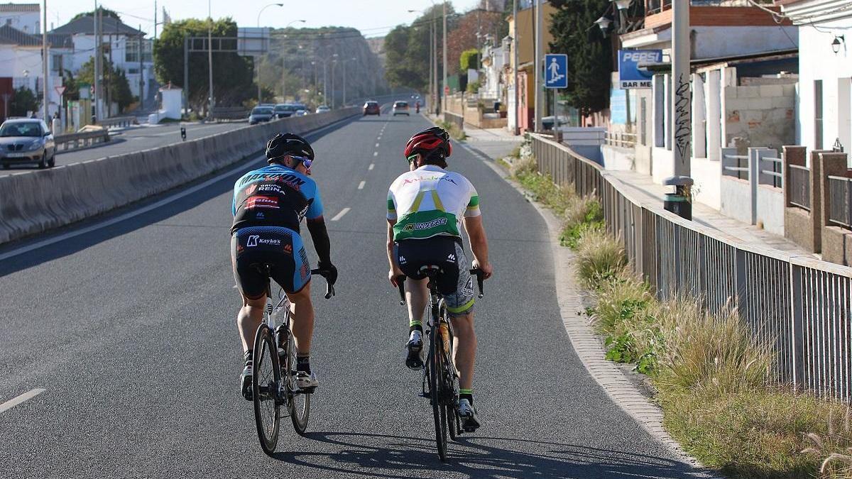La OCU advierte de la escasez de infraestructuras ciclistas en Málaga